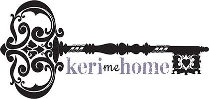 Keri Me Home Logo